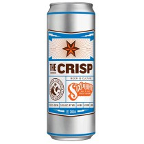 Six Points Crisp Pilz - 12oz - 24 Cans