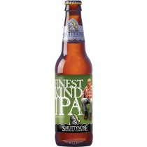 Smuttynose - Finest Kinda IPA 12oz - 12 Pack