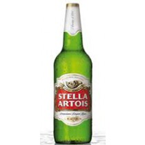 Stella Artois Bottles 12oz - 12 Bottles