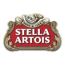 Stella Artois, 15.5 Gal - HALF BARREL Keg