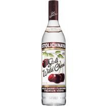 Stolichnaya - Wild Cherri Vodka (1L)