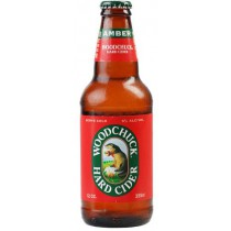 Woodchuck Hard Cider - Amber 12oz - 24 Bottles