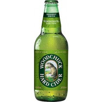 Woodchuck Hard Cider - Tart Green Apple 12oz - 6 Bottles